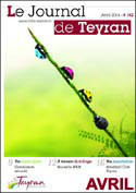 Journal de Teyran avril 2014