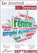Journal de Teyran septembre 2014