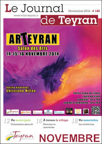 Journal de Teyran novembre 2014